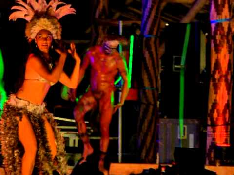 11th Festival of Pacific Arts - Rapa Nui Final Stage Performance