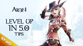AION 5.0 - Leveling guide