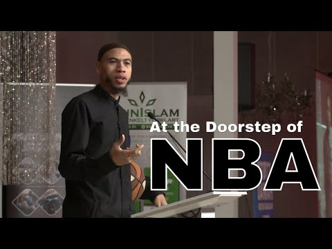 At the Doorstep of the NBA: From Balling for The Green to Calling to The Deen | Ibrahim Jaaber