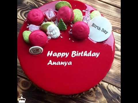 happy birthday ananya