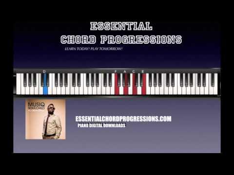 So Beautiful By Musiq Soulchild Easy Piano Tutorial Youtube