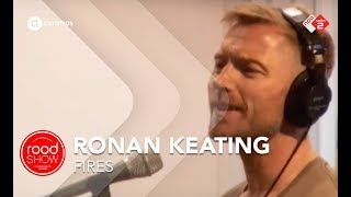 Ronan Keating - Fires (Live @ Roodshow)