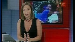 Terremoto Chile 27-02-2010 TV Chile