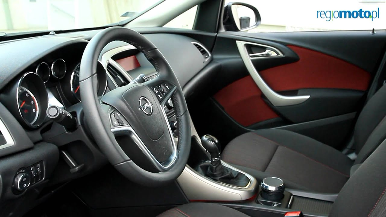 opel astra 1 4 turbo test regiomoto youtube. Black Bedroom Furniture Sets. Home Design Ideas
