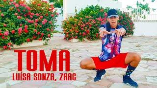 Baixar TOMA - Zumba | Coreografia - Luísa Sonza, Mc Zaac - Professor Irtylo Santos