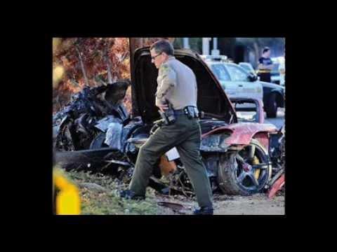 Car Crash Forensics