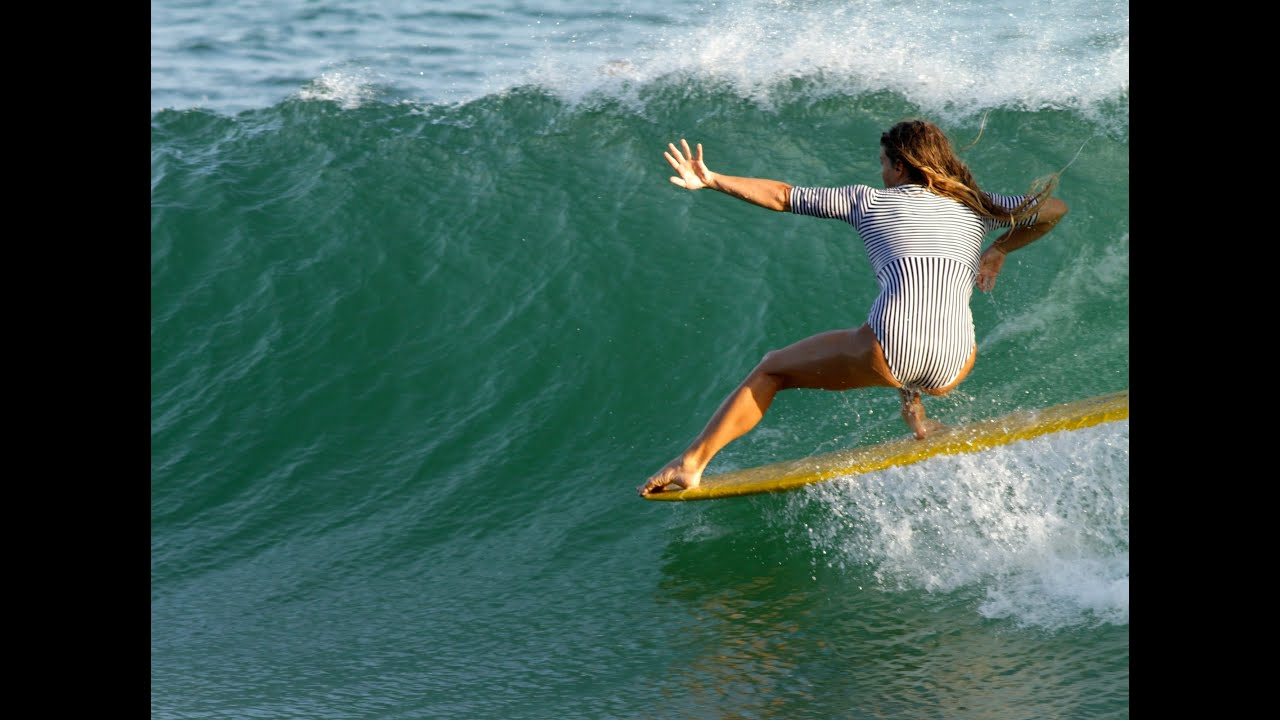 Surfer Girl Bali Wallpaper Leah Dawson Surfing Reel 2015 Youtube