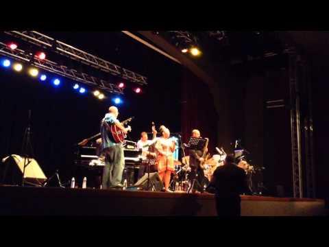 Nedelka Prescod - Panama Jazz Fest 2014