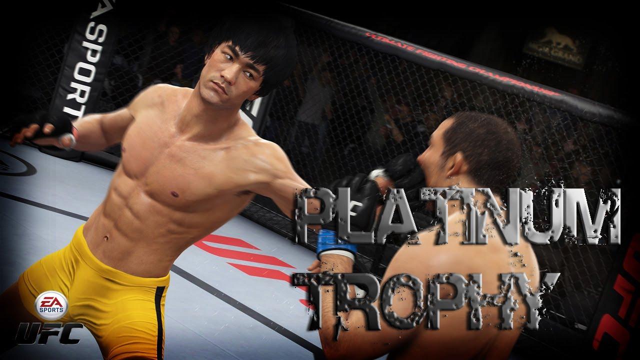 ea sports ufc platinum trophy youtube rh youtube com EA Sports UFC Xbox 360 EA Sports UFC 1