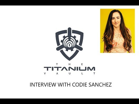 Interview with Codie Sanchez
