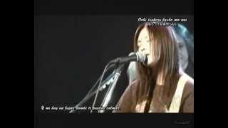 Yui- I Know  Español - Live Shibuya-eggman  2005.05.09