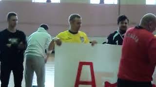Церемония награждения по итогам Открытого первенства Конаковского р на по мини футболу Сезон 18 19