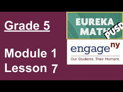 eureka math lesson 7 homework 5.1