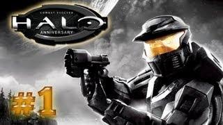 Let's Play Halo: Combat Evolved Anniversary #001 [Deutsch/HD] - Muss man gespielt haben