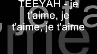 TEEYAH   je t