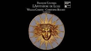 François Couperin - l'Apothéose de Lulli pour Deux Clavecins (Christie & Rousset)