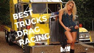 Best of Semi Trucks Drag Racing ● Truks RODEO