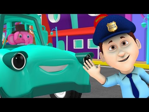 Wheels On The Bus | Nursery Rhymes | Preschool Songs Collection | Baby Songs and 3D Animation Videos