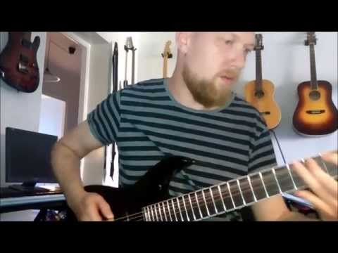 Riff-a-day Challenge: Day 1