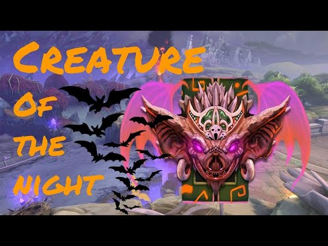 SMITE Montage: Creature of the Night