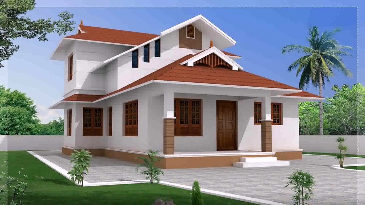 Modern Small House Design In Sri Lanka - YouTube