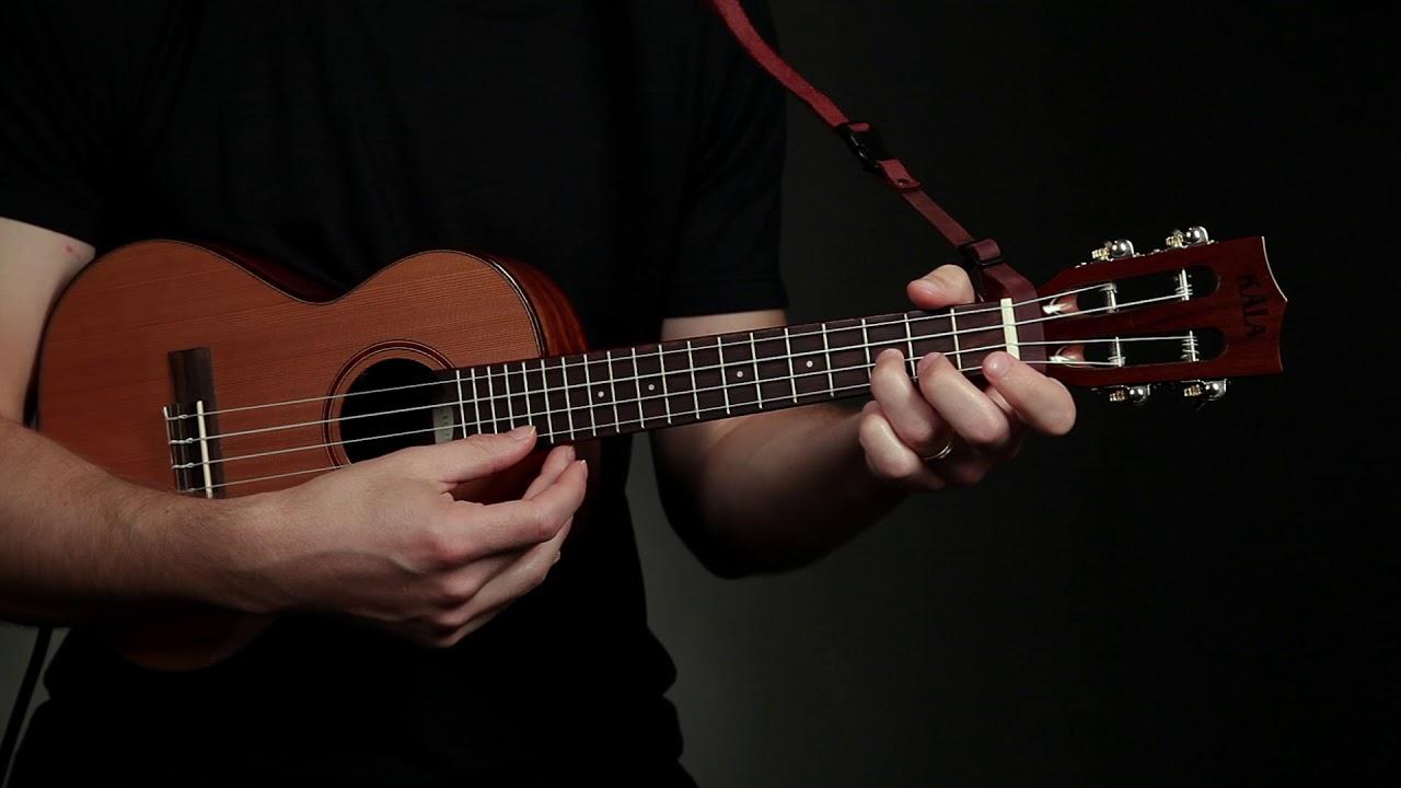 Hawaii Aloha Chord Melody Solo Fingerpicking Performance Youtube