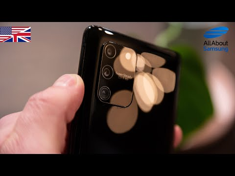 Samsung Galaxy S10 lite Hands On english 4k