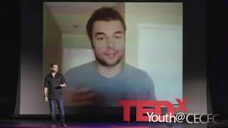 Influencer is a Verb | Chris Thompson | TEDxYouth@CECFC