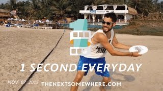 1 Second Everyday: A Year With Tim