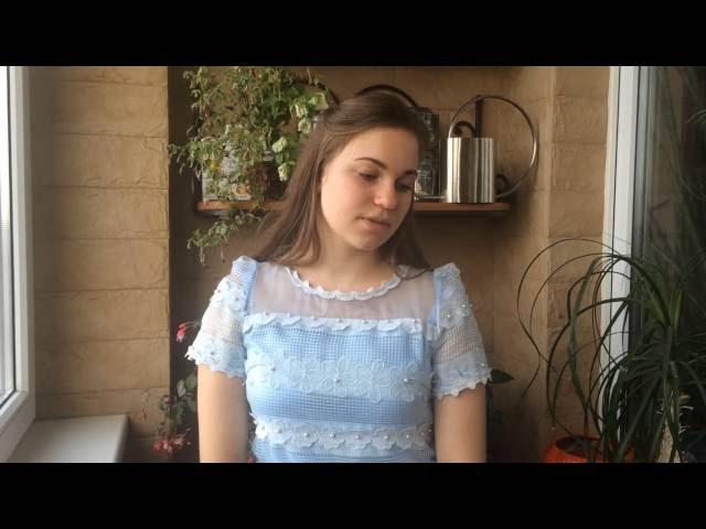 Изображение предпросмотра прочтения – ВикторияАкатьева читает произведение «Розы» И.А.Бунина