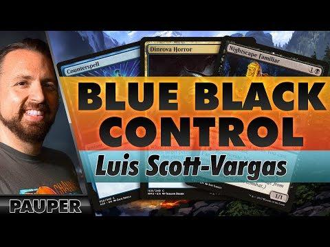 Blue-Black Control - Pauper | Channel LSV