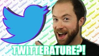 Is Twitter the Newest Form of Literature? | Idea Channel | PBS Digital Studios