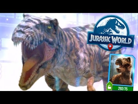 Download Youtube: We Have a T.REX!!! - Jurassic World Alive | Ep4 ( Jurassic GO )