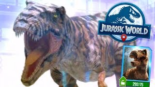 We Have a T.REX!!! - Jurassic World Alive | Ep4 ( Jurassic GO )