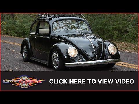 1957 Volkswagen Beetle (SOLD)