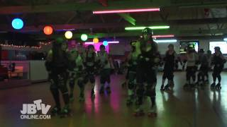 JBTV: The Chicago Outfit Roller Derby on JBTV (2011)