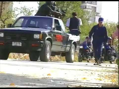 Vídeo inédito de Michael Jackson y la Policía Nacional