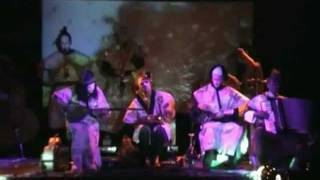 mexican night of the funeral - paradiso -forgotten fish memory orchestra