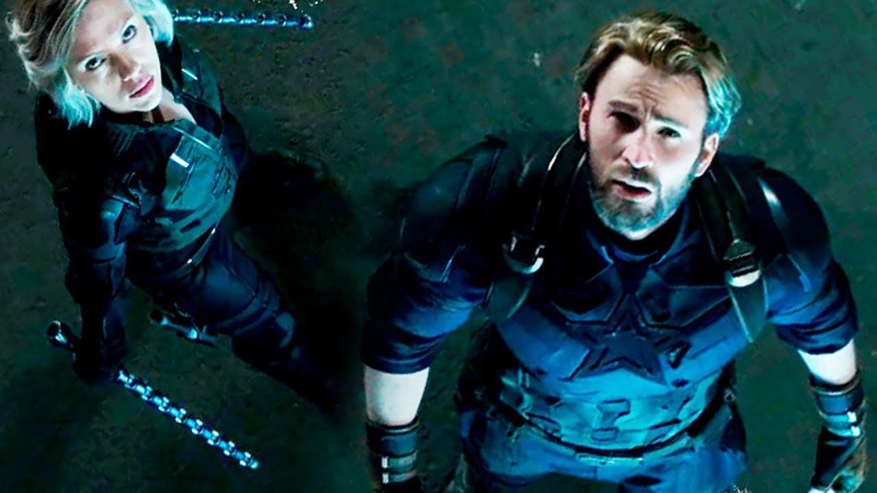 This Lebron James Avengers Infinity War Trailer Is: INFINITY WAR TRAILER FILTRACIONES En HD!