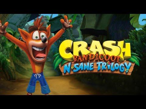 The Comeback Trailer   Crash Bandicoot® N. Sane Trilogy   Crash Bandicoot [IT] Sony