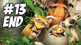 Ice Age: Dawn of the Dinosaurs Walkthrough | Part 13 (Xbox360/PS3/Wii/PC)