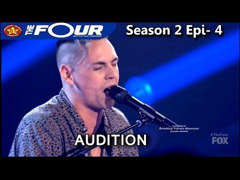 Brennan Villines sings Im Gonna Be 500 Miles The Four Season 2 Ep 4 S2E4