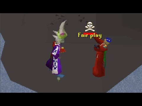 I found a genius way of pking pkers