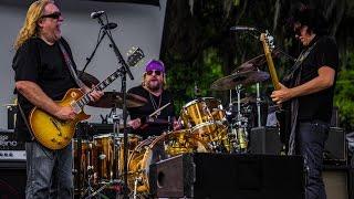 """Gov't Mule """"Eternity's Breath~St. Stephen Jam"""" Wanee Music Festival, 4-22-2017"""