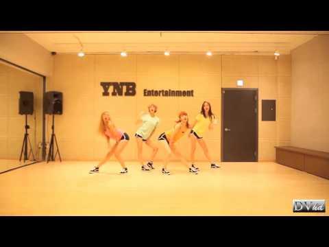 BESTie - Pitapat (dance practice) DVhd
