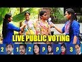 Oviya Army Mass Again | Bigg Boss Elimination | Live Voting With Public | Oviya Army Shocked | Viral