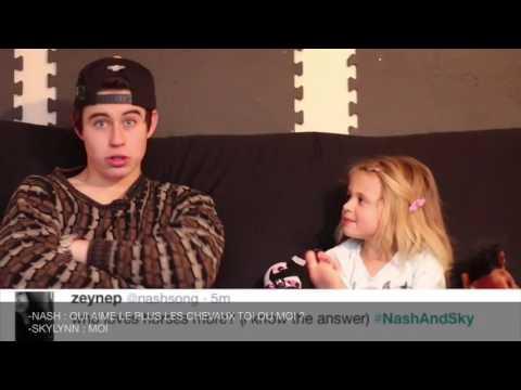 Ask Nash & Skylynn /// Traduction