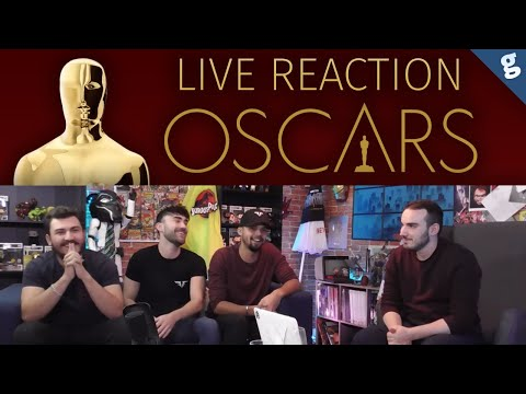 Vivons les OSCARS en DIRECT ! LIVE REACTION #OscarsHellogeek