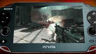 PS VITA - Resistance: Burning Skies™ Launch Trailer PAL