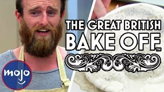 Top 10 Great British Bake Off Disasters
